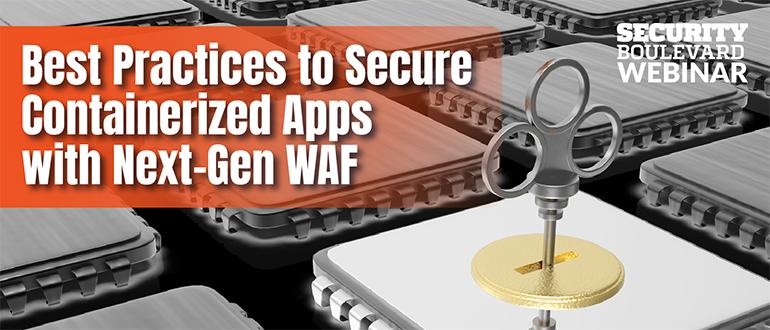 Best WAF practices
