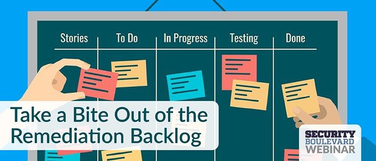 Remediation-Backlog