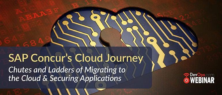 SAP-Concur-Cloud-Journey