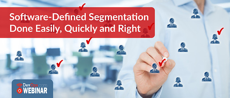 Software-Defined-Segmentation