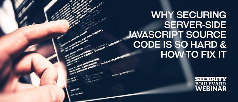 Why securing server side SB